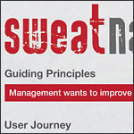 Sweat Nation web/mobile/Facebook app
